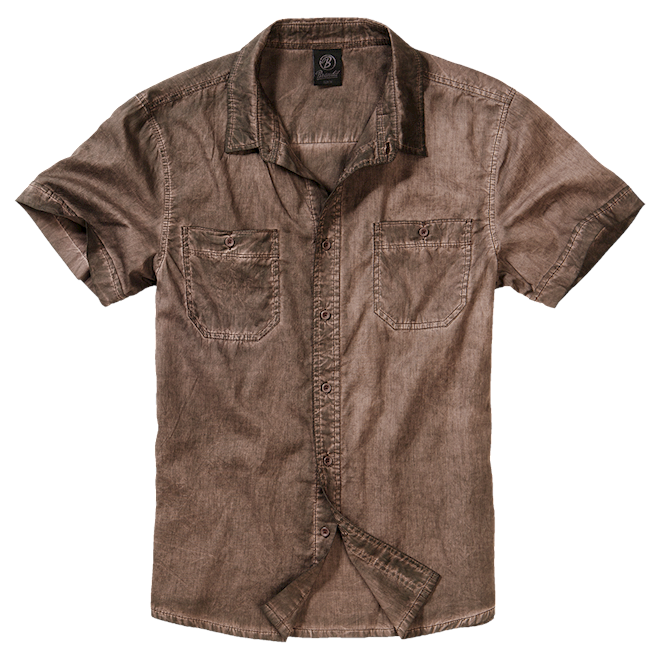 Košile Roadstar Shirt 1/2 heavy washed