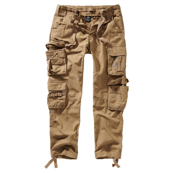Kalhoty Pure Slim Fit Trouser