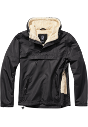 Bunda Windbreaker Sherpa